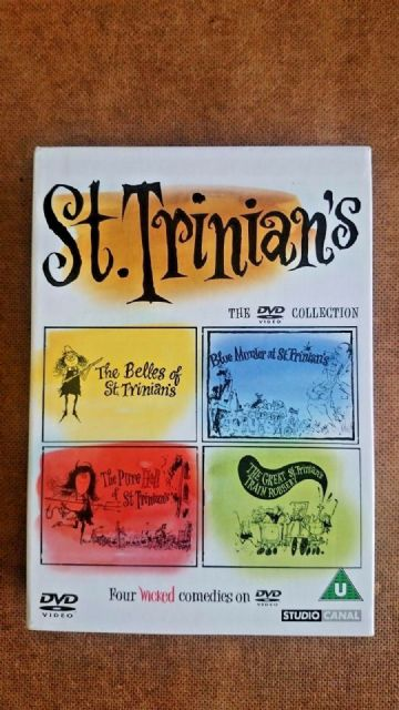St. Trinian's Collection (DVD, 2006)